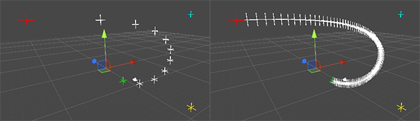 3D Bezier Curves in Unity - Graphic Filth